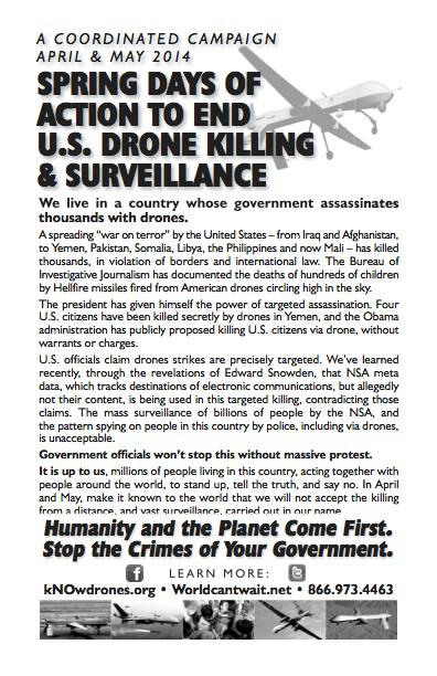 Drones Days of Action