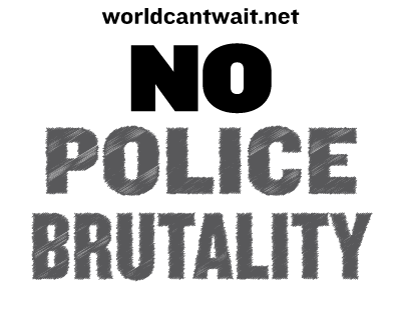 No Police Brutality