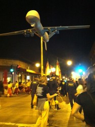 Drone crashes Chinese New Year in Honolulu!