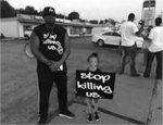 Stop Killing Us - Ferguson