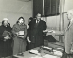Dec. 17 1951 Paul Robeson presents We Charge Genocide to UN Secretariat