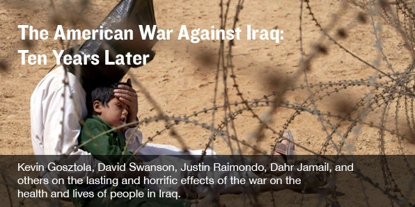 The Tenth Anniversary of the Iraq War