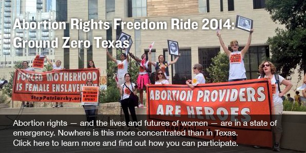 Abortion Rights Freedom Ride