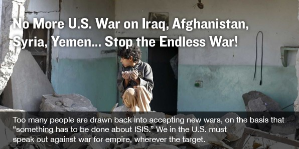 No More Endless War