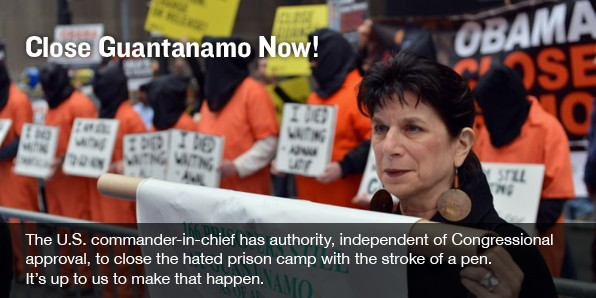 2016: Close Guantanamo Now!