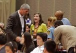 Student Disrupts Speech by U.S. Climate Envoy Todd Stern in Durban