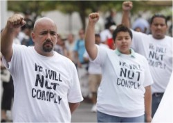Arizona We Will Not Comply