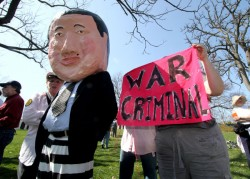 John Yoo War Criminal