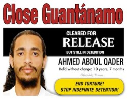 Ahmed Abdul Qader cleared for release