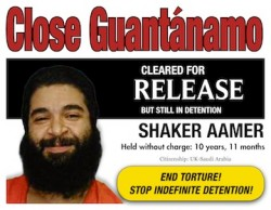 Shaker Aamer cleared for release