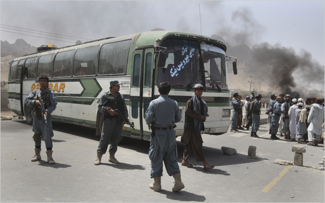 Afghanistan civilians killed