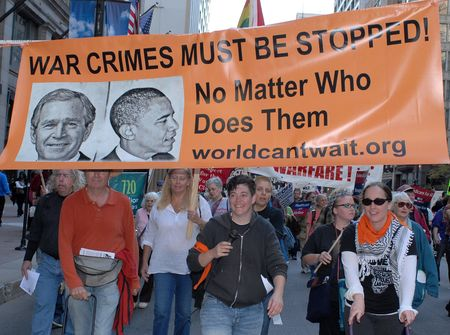 Chicago Chapter - War Crimes Must be Stopped