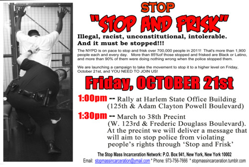 Stop Stop and Frisk