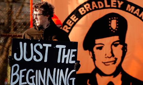 Bradley Manning Supporter