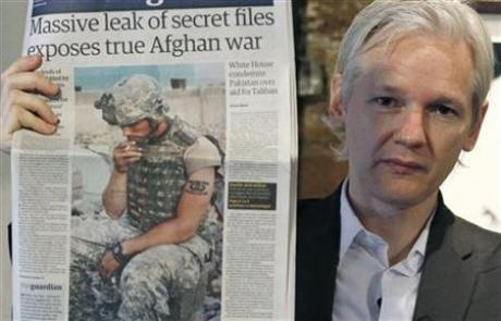 Wikileaks Release Evidence of War Crimes