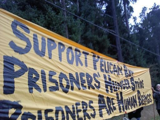 Support the Pelican Bay Prisoner's Hunger Strike