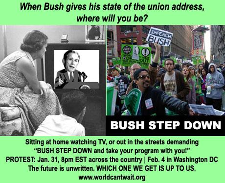 impeach bush!